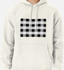 Squares Pullover Hoodie