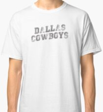 DALLAS COWBOY BLACK TSHIRT Classic T-Shirt