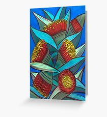 Pastels - Eucalypt Cluster Greeting Card