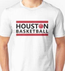 Houston Basketball Design Unisex T-Shirt