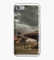 Harvest sun set iPhone Case/Skin