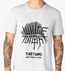 TAEYANG BIG BANG 2017 WORLD TOUR WHITE NIGHT Men's Premium T-Shirt