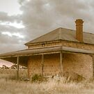 desserted by Dave  Hartley