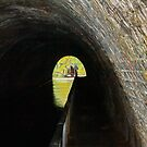 Canal Tunnel  by AnnDixon