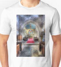 He Leadeth Me T-Shirt