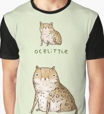 Ocelittle Ocelot Graphic T-Shirt
