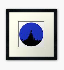 Paris Castle Framed Print