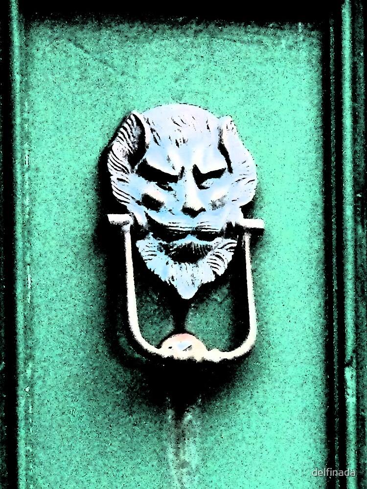 knocking by delfinada