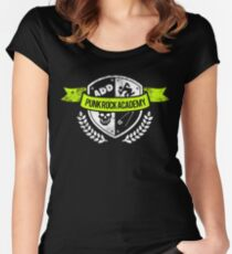 Punk Rock Academy Women's Fitted Scoop T-Shirt