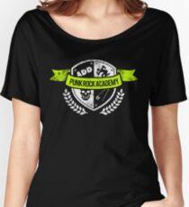 Punk Rock Academy Women's Relaxed Fit T-Shirt