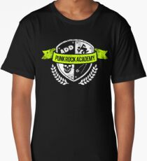 Punk Rock Academy Long T-Shirt