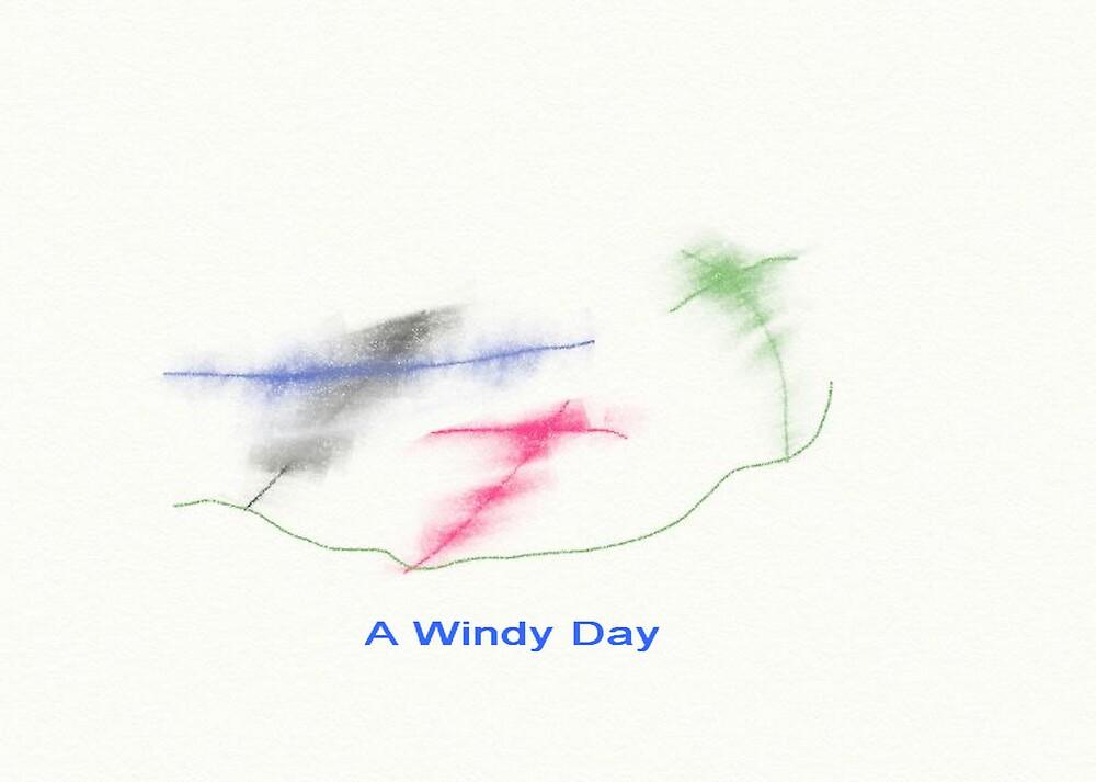 A Windy Day by mdohnalek