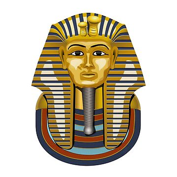 Tutankhamun by fourretout