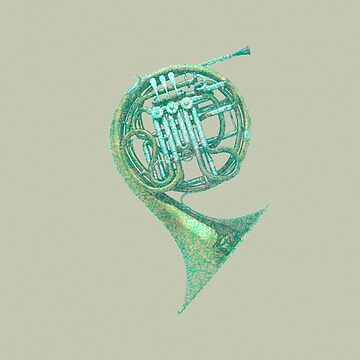Single horn in F by anni103