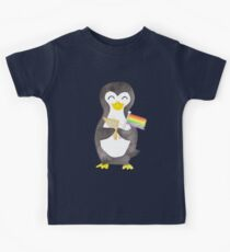 Proud as a Penguin Kids Clothes