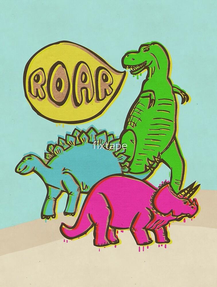 Roar! by fixtape