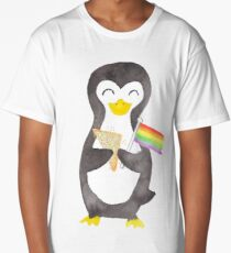 Proud as a Penguin Long T-Shirt