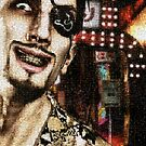 Majima Goro - Mosaic by Yakuza Fan
