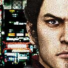 Kazuma Kiryu - Mosaic by Yakuza Fan