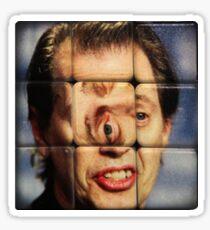 Steve Buscemi Eye - Rubix Cube Edition  Sticker