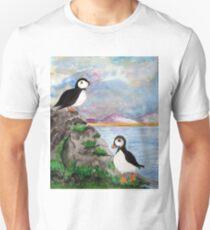 A Puffin Paradise T-Shirt