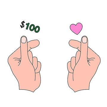 사랑해 or HAVE MONEY by ivi013