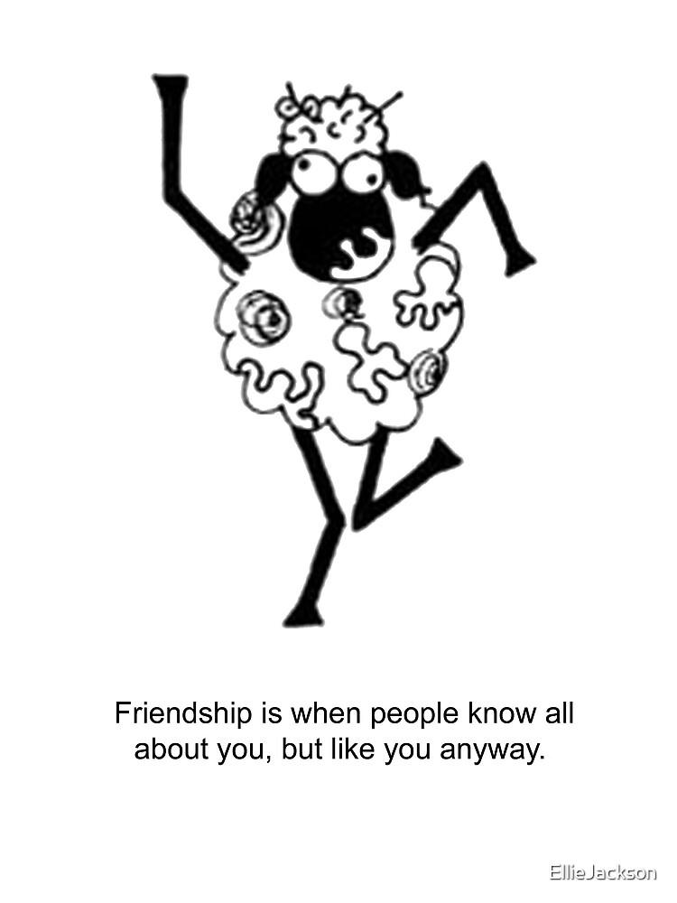 FRIENDSHIP by EllieJackson