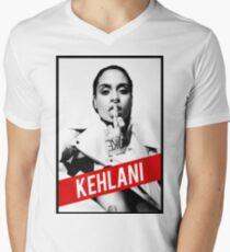 kehlani Men's V-Neck T-Shirt