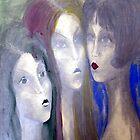 Girls by Wojtek Kowalski