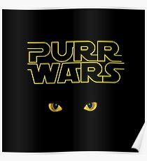 Cat Wars Poster