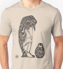 emperor penguin sketch Unisex T-Shirt