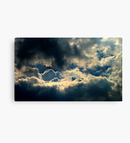 The Formation Canvas Print