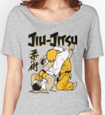 Jiu-Jitsu Street (Ryu-Ken) Women's Relaxed Fit T-Shirt