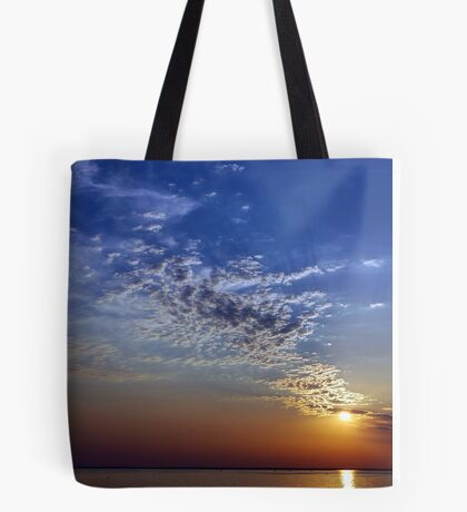 Serenity in the Sunset Tote Bag