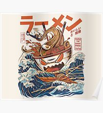 The Great Ramen off Kanagawa Poster