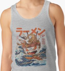 The Great Ramen off Kanagawa Tank Top