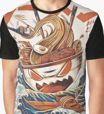 The Great Ramen off Kanagawa Graphic T-Shirt