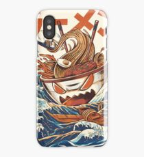 The Great Ramen off Kanagawa iPhone Case/Skin