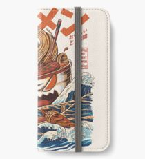 The Great Ramen off Kanagawa iPhone Wallet/Case/Skin