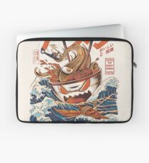 The Great Ramen off Kanagawa Laptop Sleeve