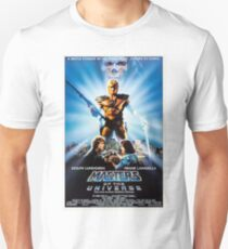 Masters of the Universe 80's Movie poster T-Shirt