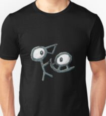 F and U unowns (FUCK YOU) T-Shirt