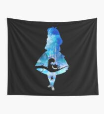 Welcome To Wonderland Wall Tapestry