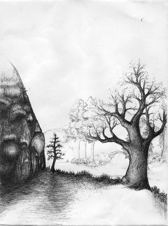 Old Tree by Leah77