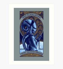 The Fifth Element - Diva Plavalaguna Art Print