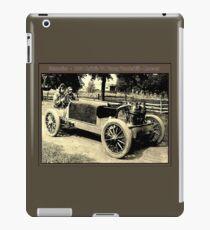 CHRISTIE : Vintage Vanderbilt Racecar Advertising Print iPad Case/Skin