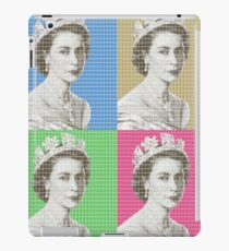 God Save The Queen x 4 iPad Case/Skin