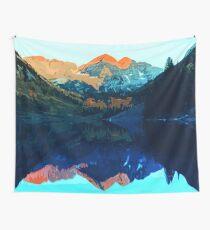 Die wundervollen Maroon Bells - Landschaften von USA Wandbehang