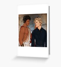 Danianos and Laurent Greeting Card
