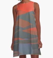 Active Passive A-Line Dress